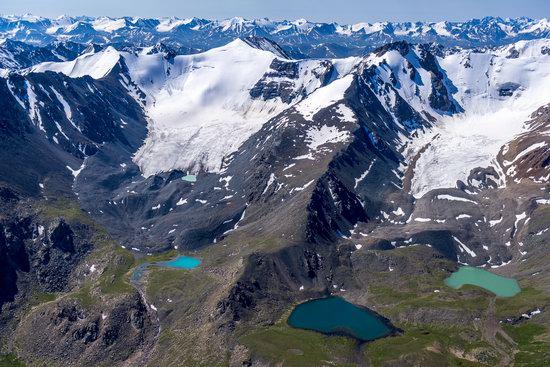 Glaciers and Lakes of the Dzungarian Alatau, Almaty region, Kazakhstan, photo 2