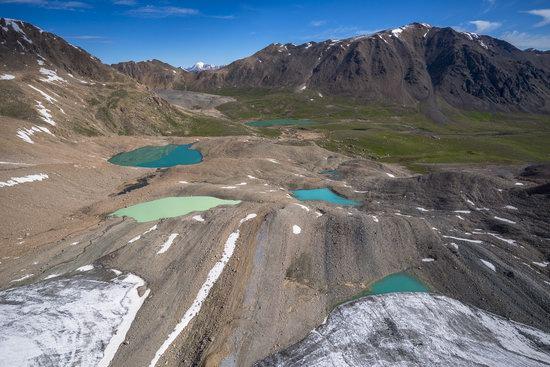 Glaciers and Lakes of the Dzungarian Alatau, Almaty region, Kazakhstan, photo 6