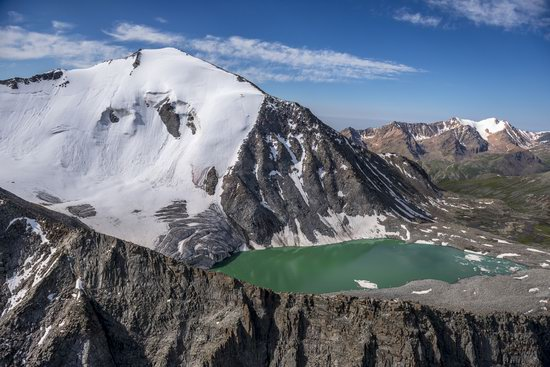 Glaciers and Lakes of the Dzungarian Alatau, Almaty region, Kazakhstan, photo 7