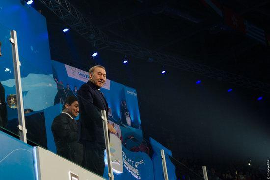 Opening Ceremony Winter Universiade 2017, photo 16