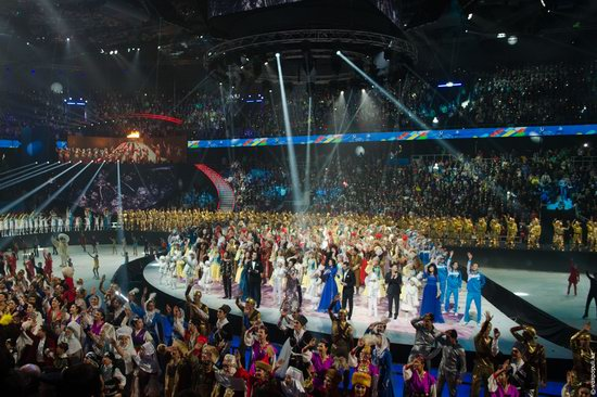 Opening Ceremony Winter Universiade 2017, photo 19