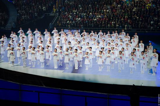 Opening Ceremony Winter Universiade 2017, photo 4