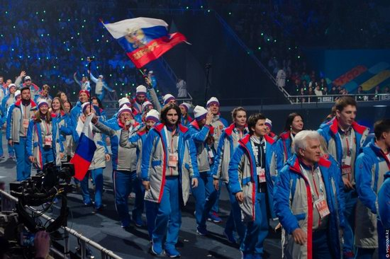 Opening Ceremony Winter Universiade 2017, photo 6