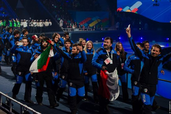 Opening Ceremony Winter Universiade 2017, photo 7