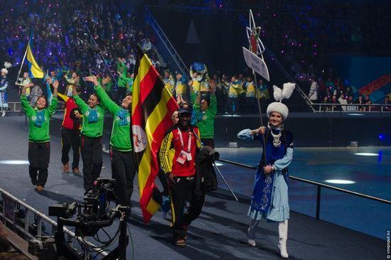 Opening Ceremony Winter Universiade 2017, photo 9