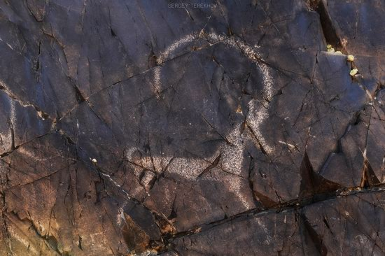 Ancient Petroglyphs of Bayan-Zhurek, Almaty region, Kazakhstan, photo 1