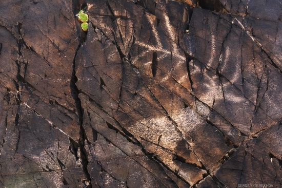 Ancient Petroglyphs of Bayan-Zhurek, Almaty region, Kazakhstan, photo 5