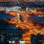 Astana – the view from a height of 150 meters