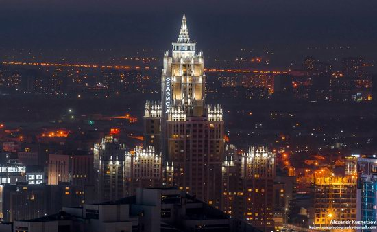 Astana, Kazakhstan - the view from above, photo 14