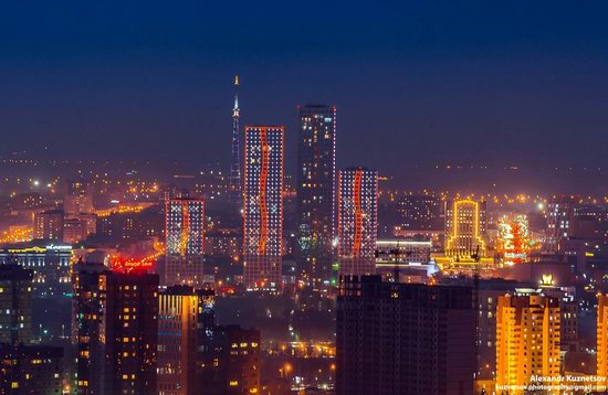 Astana, Kazakhstan - the view from above, photo 15