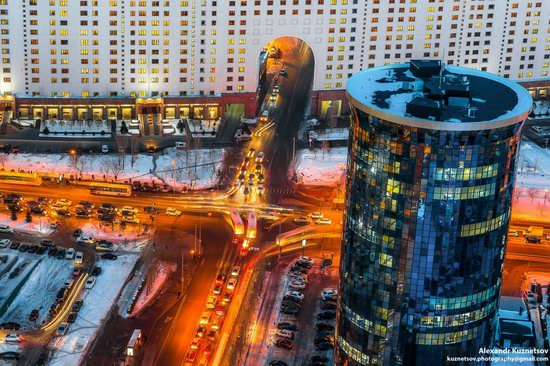 Astana, Kazakhstan - the view from above, photo 8