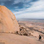 Climbing Mount Pik of Bektau-Ata