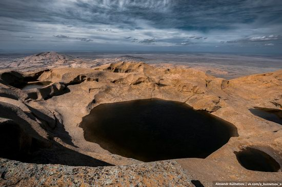 Climbing Mount Pik of Bektau-Ata, Kazakhstan, photo 4