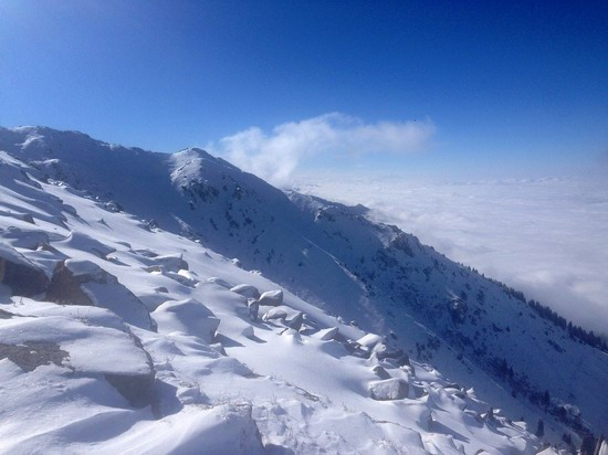 Climbing Mount Furmanova near Almaty, Kazakhstan, photo 14