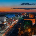 One Evening on the Roof in Karaganda