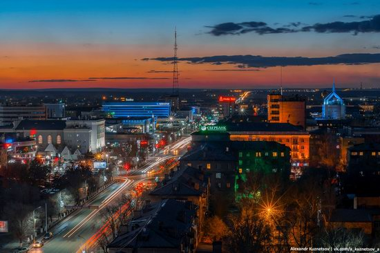 One Evening on the Roof in Karaganda, Kazakhstan, photo 1