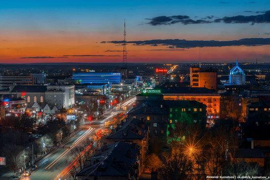 One Evening on the Roof in Karaganda, Kazakhstan, photo 1