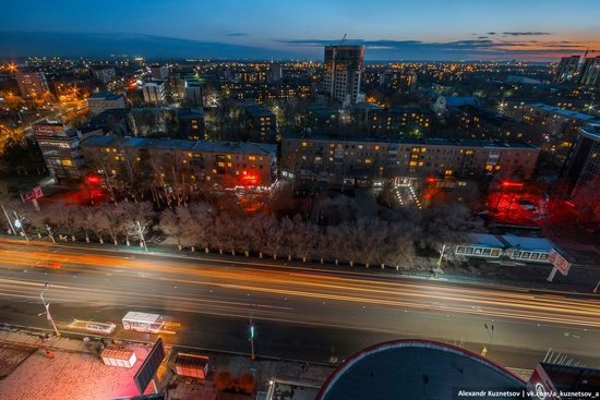 One Evening on the Roof in Karaganda, Kazakhstan, photo 10