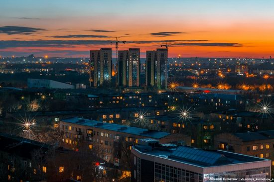 One Evening on the Roof in Karaganda, Kazakhstan, photo 11