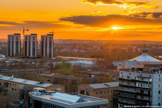 One Evening on the Roof in Karaganda, Kazakhstan, photo 12