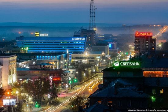 One Evening on the Roof in Karaganda, Kazakhstan, photo 2