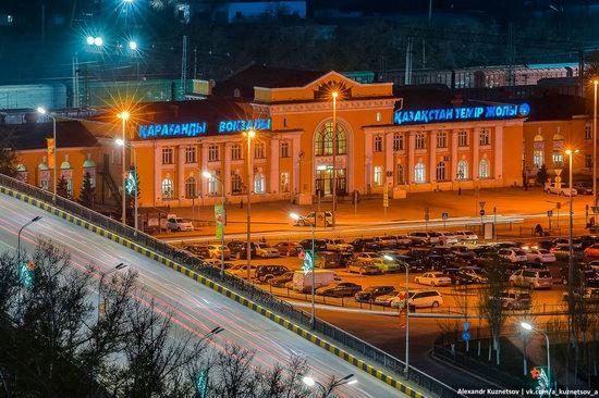 One Evening on the Roof in Karaganda, Kazakhstan, photo 3