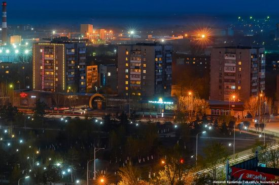 One Evening on the Roof in Karaganda, Kazakhstan, photo 5