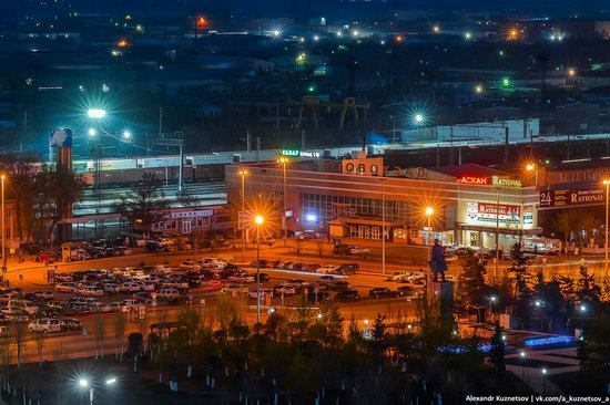 One Evening on the Roof in Karaganda, Kazakhstan, photo 6