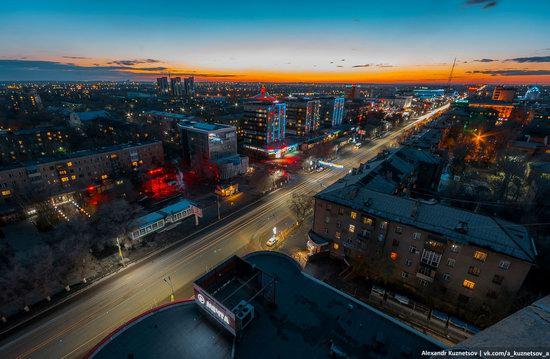 One Evening on the Roof in Karaganda, Kazakhstan, photo 7