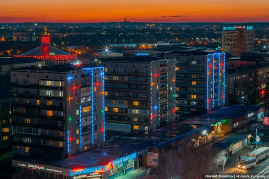 One Evening on the Roof in Karaganda, Kazakhstan, photo 8