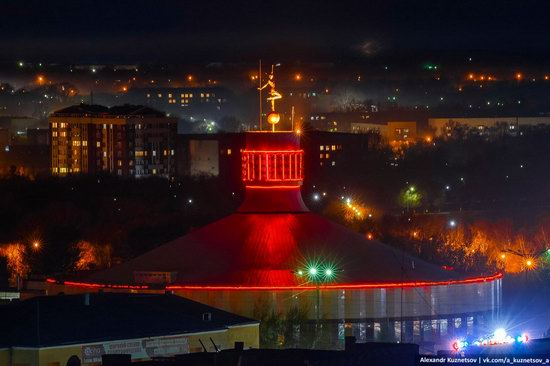 One Evening on the Roof in Karaganda, Kazakhstan, photo 9
