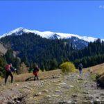 Hiking in Butakovskoe Gorge