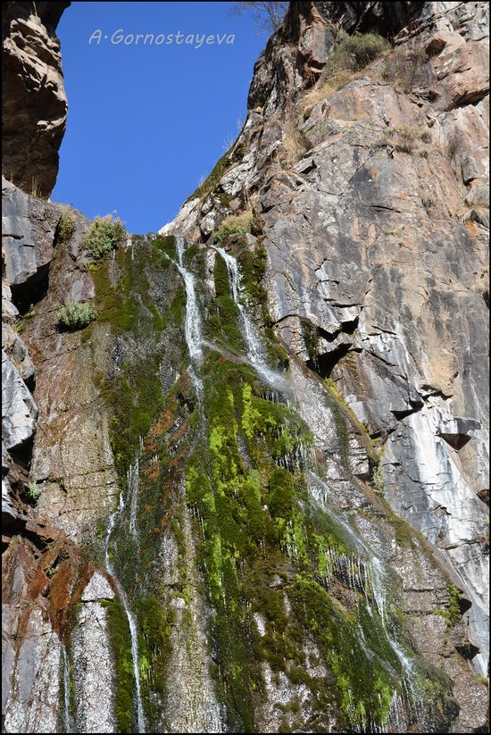 Hiking in Butakovskoe Gorge, Almaty, Kazakhstan, photo 10