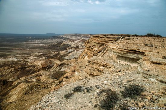 Amazing Landscapes of the Ustyurt Plateau, Mangystau region, Kazakhstan, photo 1