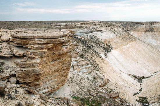 Amazing Landscapes of the Ustyurt Plateau, Mangystau region, Kazakhstan, photo 11