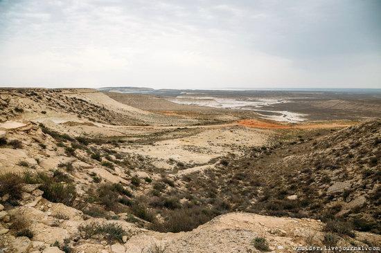 Amazing Landscapes of the Ustyurt Plateau, Mangystau region, Kazakhstan, photo 12