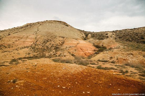 Amazing Landscapes of the Ustyurt Plateau, Mangystau region, Kazakhstan, photo 13