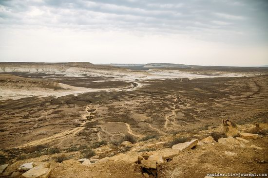 Amazing Landscapes of the Ustyurt Plateau, Mangystau region, Kazakhstan, photo 14