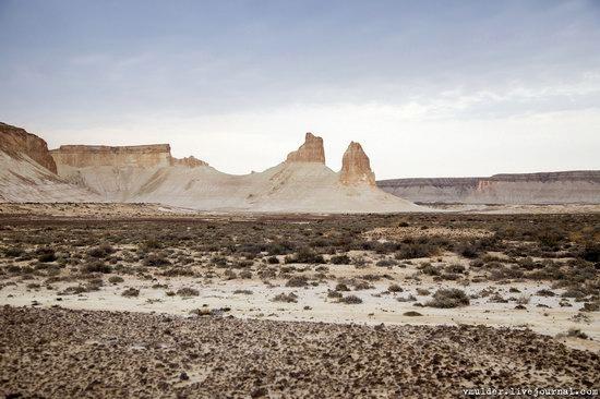 Amazing Landscapes of the Ustyurt Plateau, Mangystau region, Kazakhstan, photo 17