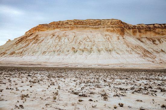 Amazing Landscapes of the Ustyurt Plateau, Mangystau region, Kazakhstan, photo 18