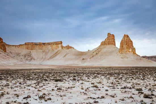 Amazing Landscapes of the Ustyurt Plateau, Mangystau region, Kazakhstan, photo 19