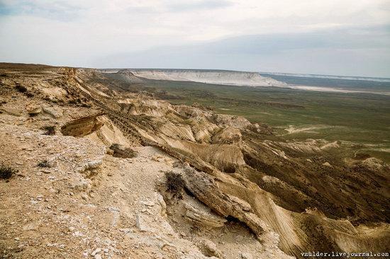 Amazing Landscapes of the Ustyurt Plateau, Mangystau region, Kazakhstan, photo 2