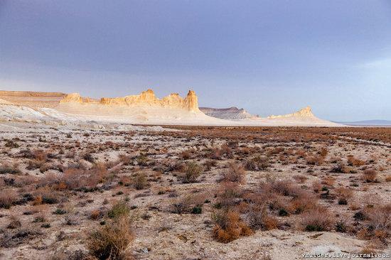 Amazing Landscapes of the Ustyurt Plateau, Mangystau region, Kazakhstan, photo 22