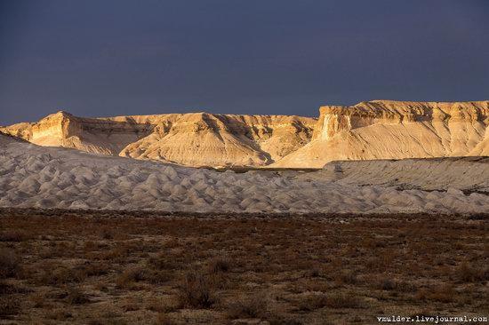 Amazing Landscapes of the Ustyurt Plateau, Mangystau region, Kazakhstan, photo 24