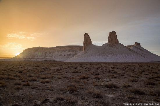 Amazing Landscapes of the Ustyurt Plateau, Mangystau region, Kazakhstan, photo 25