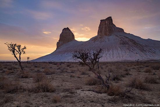 Amazing Landscapes of the Ustyurt Plateau, Mangystau region, Kazakhstan, photo 26