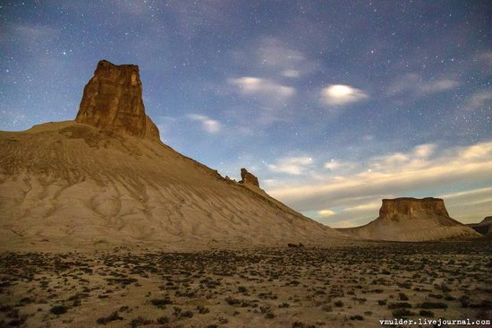 Amazing Landscapes of the Ustyurt Plateau, Mangystau region, Kazakhstan, photo 28