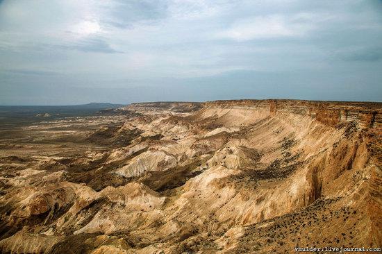 Amazing Landscapes of the Ustyurt Plateau, Mangystau region, Kazakhstan, photo 5