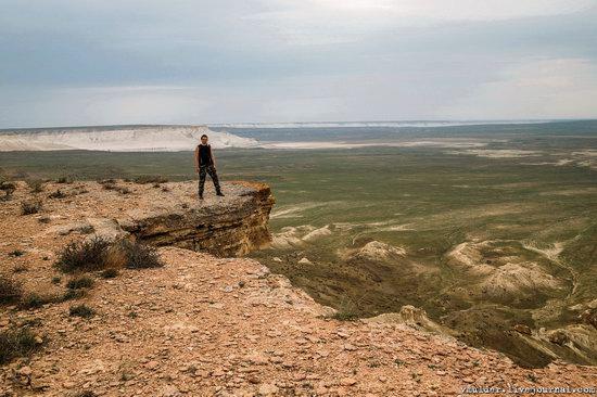 Amazing Landscapes of the Ustyurt Plateau, Mangystau region, Kazakhstan, photo 7