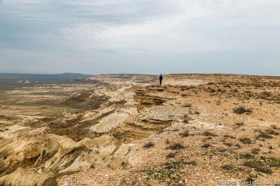 Amazing Landscapes of the Ustyurt Plateau, Mangystau region, Kazakhstan, photo 8